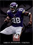 2014 Elite #55 Adrian Peterson Card