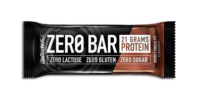 biote chusa Zero Bar 20 * 50 g de chocolate caramelo