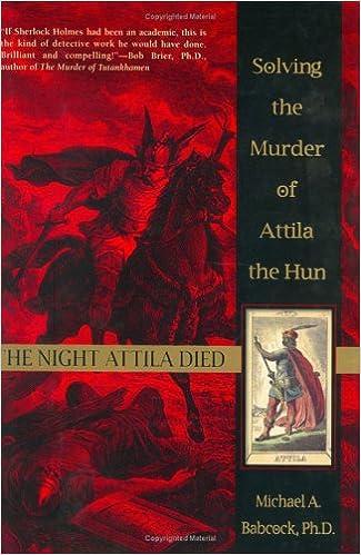 Attila attila died hun murder night solving