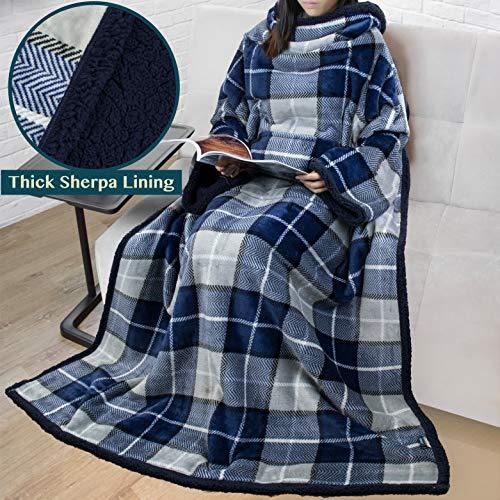 PAVILIA Premium Sherpa Fleece