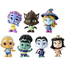 Netflix Super Monsters Figures Monsters Up Collection 7-Pack Toys Ages 3 and Up