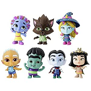 Amazon Com Netflix Super Monsters Figures Monsters Up