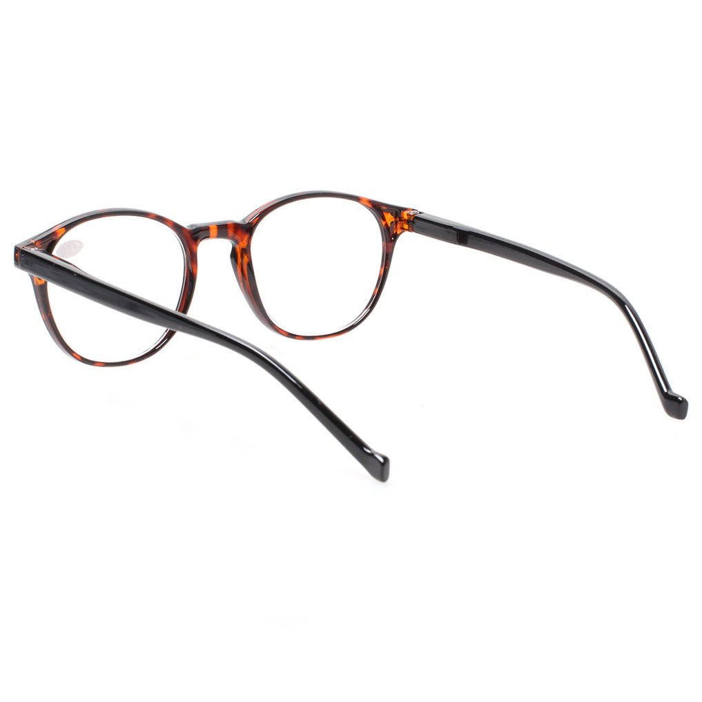 53a121b5b5 5 Pairs Reading Glasses - Standard Fit Spring Hinge Readers Glasses for Men  and Women 0.50