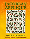 img - for 001: Jacobean Applique: Book 2 -