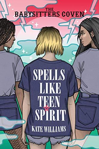 Book Cover: Spells Like Teen Spirit