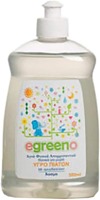 Detergente De Lavavajillas egreeno Sin Perfume, 95% Natural ...