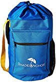 The Original Shade Anchor Bag Beach Umbrella Sand Anchor by Buoy Beach – Works with Any Beach Umbrella on any Type of Sand (Umbrella not Included)