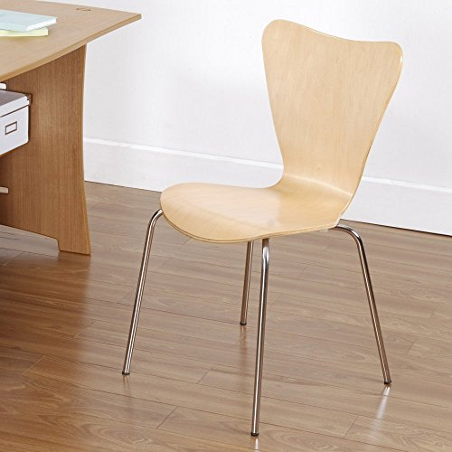 Bent Plywood Chair (Legare Perfect Sit Bent Ply Chair)