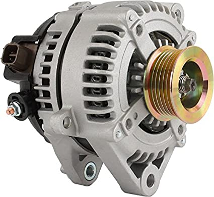 DB Electrical AND0289 150 Amp New Alternator For 3 3L 3 3 Toyota Sienna 03  04 05 06 2003 2004 2005 2006 VND0289 104210-3450 400-52161 13981