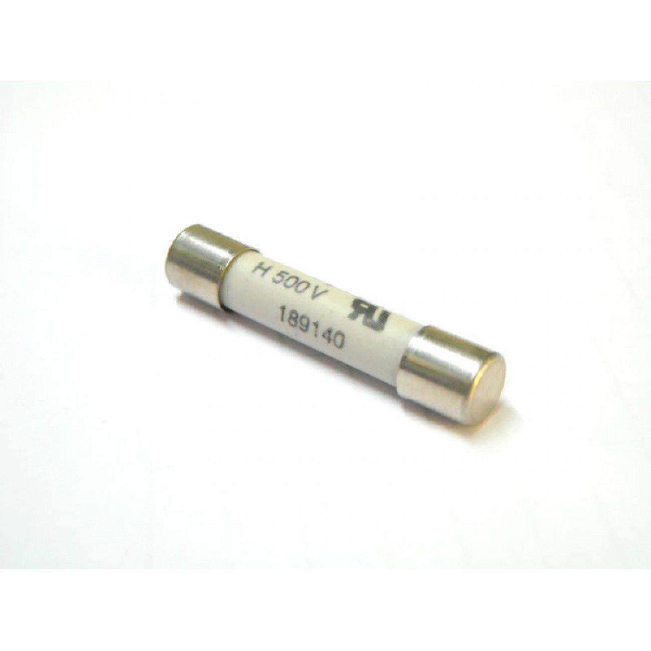 6.3 Amp FAST BLOW 5mm x 20mm 250V GLASS FUSE - F6.3AL250V A Quick