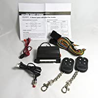 Essex RE-1704 Remote Keyless Entry Kit for Car Doors