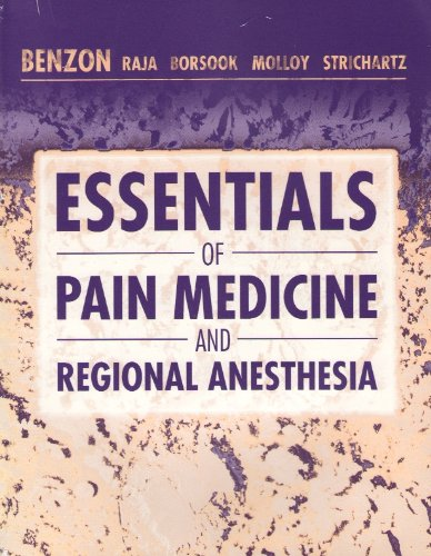Essentials of Pain Medicine and Regional Anesthesia, 1e