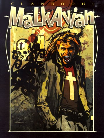 Clanbook: Malkavian, Revised Edition (Vampire: The Masquerade Clanbooks) ebook