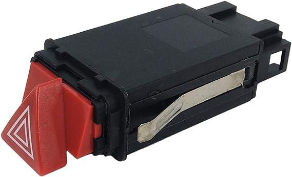 B Baosity 8d0941509h Schalter Warnblinkschalter Warnblinker Passend Für Audi A3 A4 B5 A6 C6 Avant Auto