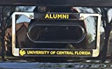 ucf alumni license plate frame - UCF Alumni License Plate Frames