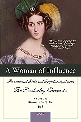 book cover of A Woman of Influence