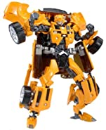 Transformers Trans Scanning Bumblebee Action Figure (Import)