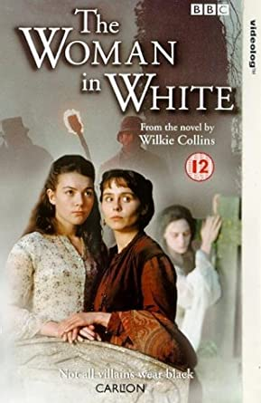 The Woman In White Vhs