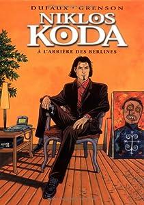 """Afficher """"Niklos Koda n° 1<br /> À l'arrière des berlines"""""""
