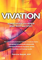 Vivation 2-CD set: Supercharge and Renew Mind, Body and Spirit