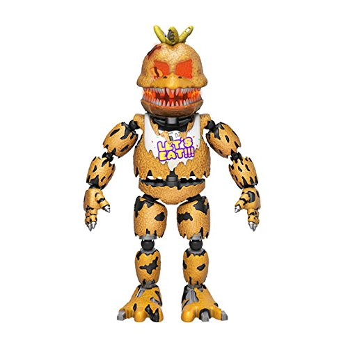 Funko Five Nights At Freddy S Jack O Chica Amp Nightmare