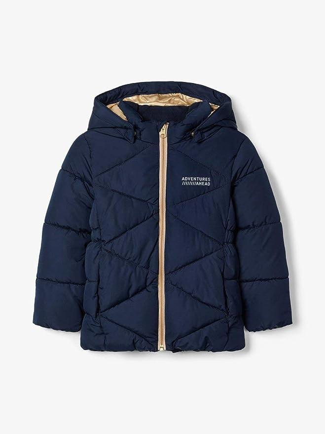 Name It Girls Nmfmilton Puffer Jacket Camp