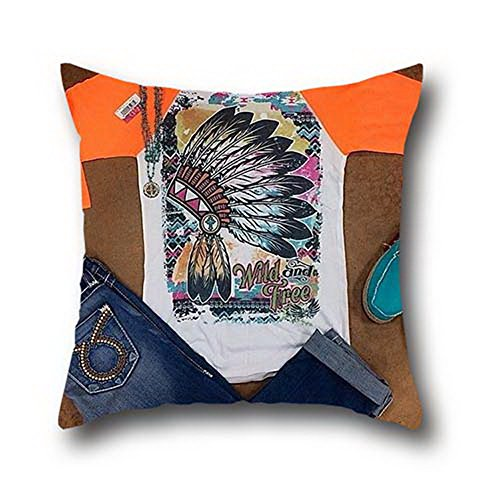 Ling Ben Gg Indian Chief Personalized Pillow Covers Anchor 1