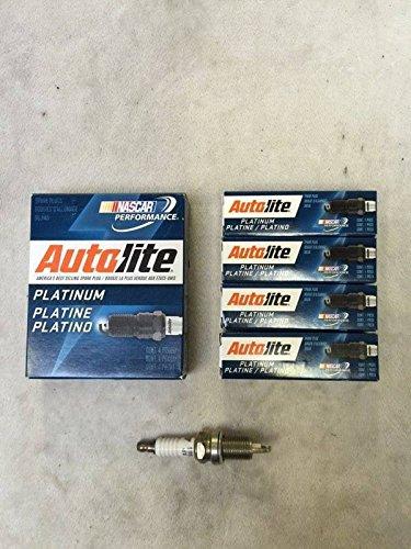Autolite ap985 4 x Bujías de Encendido Platino 56041402AB Cherokee 2.5L 1991 - 2000: Amazon.es: Coche y moto