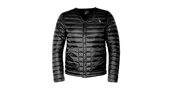 The North Face Tolman Peak Down Cardigan Jacket TNF Black at Amazon Men s  Clothing store  5ab5dd7f8