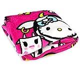 Tokidoki x Hello Kitty Micro Polar Fleece Warm