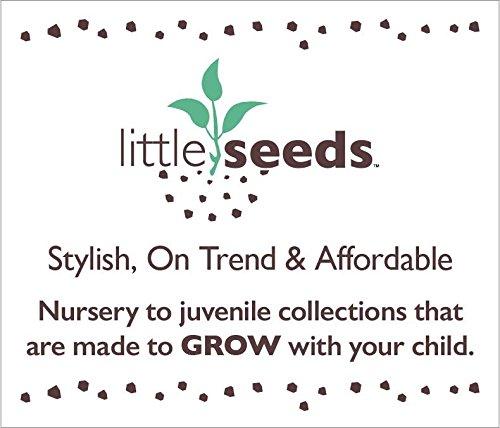 Little Seeds Monarch Hill Poppy, Peach Nightstand