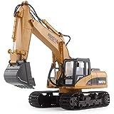 Excavadora Teledirigida 1:12 15CH | Coche RadioControl | 20 Minutos | Hobby Control Remoto