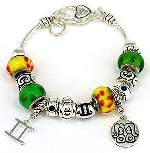 Silver tone Designer Bracelet Jewelry Nexus product image