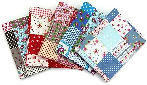 KAMIERFA serie 5 unidades con diferentes telas de algodón ...