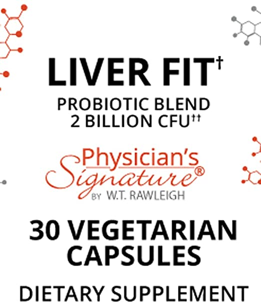 Amazon.com: Probiotics Supplement - Healthy Liver Support ...