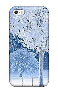 Fashionable YzNWGsG4430xoapG Iphone 5/5s Case Cover For Bleak Winter Morning Protective Case