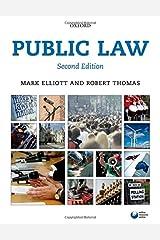 Public Law 2e (Blackstone's Statues Series) Paperback