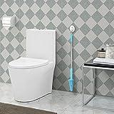 HOMEGOAL Toilet Plunger, Piston Type Toilet Clog