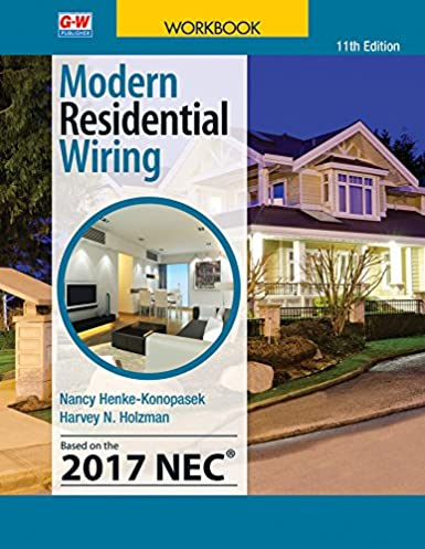 modern residential wiring harvey holzman wire center u2022 rh abetter pw Do It Yourself Residential Wiring Do It Yourself Residential Wiring