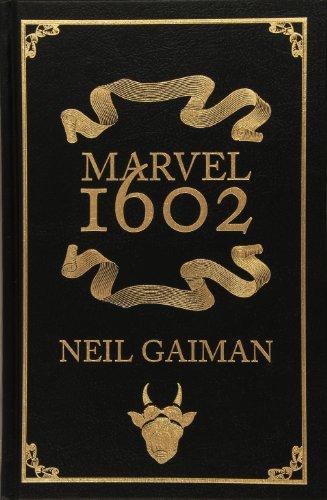 marvel 1602 hardcover - 9