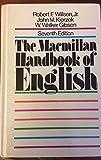 img - for Macmillan Handbook of English book / textbook / text book