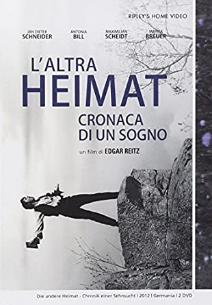 l'altra heimat - cronaca di un sogno 2 dvd DVD Italian Import by jan dieter  schneider: Amazon.it: marco bocci, claudia gerini, edgar reitz: Film e TV