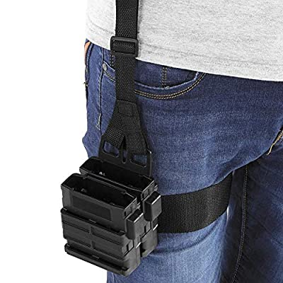 Fdit Clip Magazine Pouch Holder Quick Pull Box Accessory for Ammo Clip: Home & Kitchen
