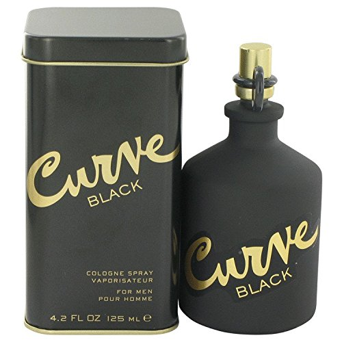 Curve Black by Liz Claiborne Cologne Spray 4.2 oz ()
