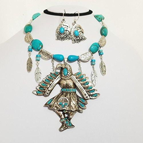 Southwestern Zuni Hopi Style Indian Vintage 4