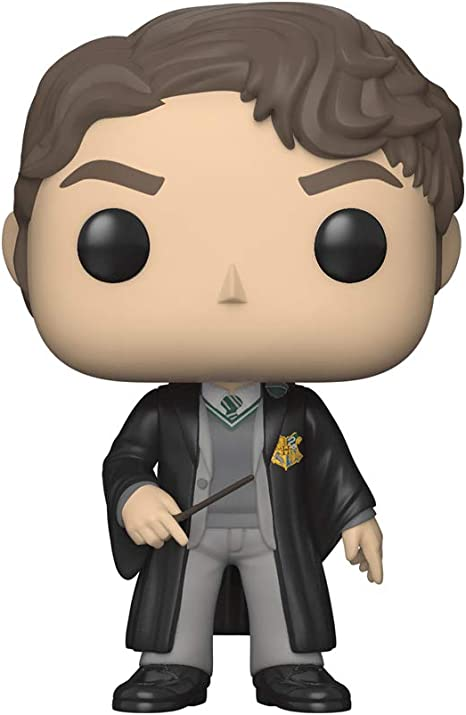 Funko Pop!- Pop Movies: Harry Potter-Tom Riddle Figura Coleccionable de Vinilo, Multicolor, Estándar (30032)