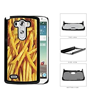 Golden French Fries Hard Plastic Snap On Cell Phone Case LG G3