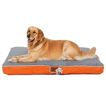 Cama para Perros, Cojín ortopédico para Perros Grandes, sofá Pet Lounge Resistente a Las