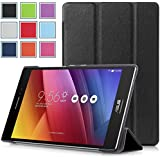 HOTCOOL Ultra Slim Stand Case for Asus Zenpad S 8.0 - Black