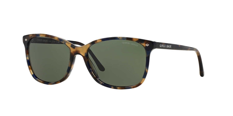 a28e2433cf good Giorgio Armani 541131 Tortoise 8059 Wayfarer Sunglasses Lens Category 3